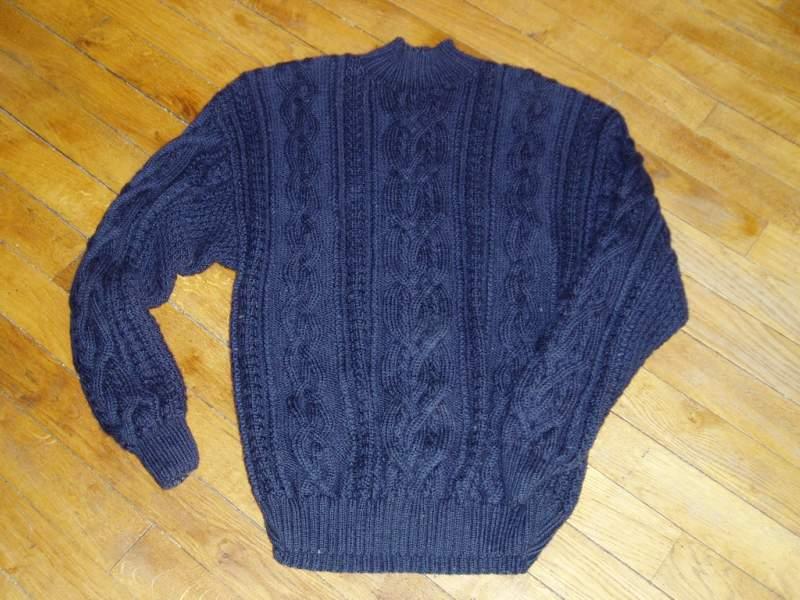 envie de tricoter mod le de pull 39 marine 39 pour l 39 hiver prochain vhd cr ations cartes. Black Bedroom Furniture Sets. Home Design Ideas