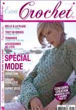 Editions de la Rose - EWA Crochet numéro 7