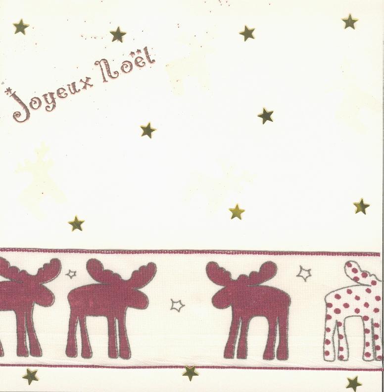 Mod le de carte de no l vhd cr ations cartes faire part cadeaux naissance vhd cr ations - Modele de carte de noel ...