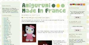 Post image for Tout sur les amigurumis