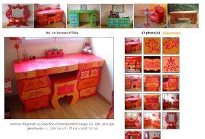 Meubles en carton mod les id es et cours vhd cr ations cartes faire part cadeaux naissance - Fabrication de meubles en carton ...