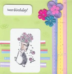 carte d'anniversaire pour petits et grands