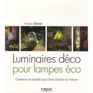 Post image for Luminaires déco pour lampes éco