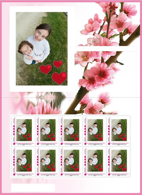 mon timbre à moi