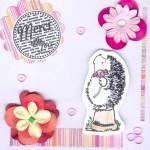Thumbnail image for Modèle de Carte de remerciement CF1151