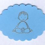 Thumbnail image for Embellissement pour cartes et scrapbooking: Petit Tom
