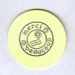 Thumbnail image for Modèle d'embellissement 'merci beaucoup'