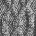 Thumbnail image for Modèle de torsade pour tricoter un pull irlandais