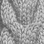 Thumbnail image for Modèle de torsade pour pull