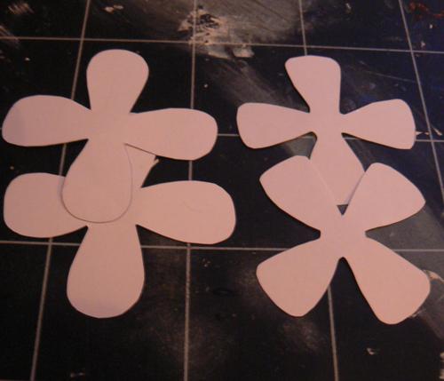 tutoriel fabriquer des fleurs en papier