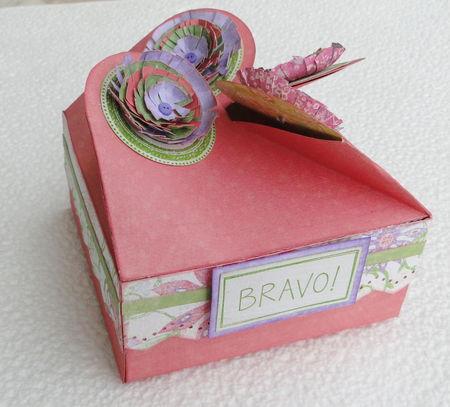 tutoriel loisirs créatifs fleur en papier artichaut