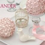 Thumbnail image for tutoriel pour faire une boule Pomander en fleurs de papier