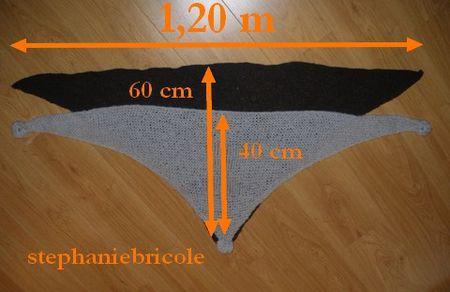 Comment faire un châle au tricot pour moins de 1,20 euros ?