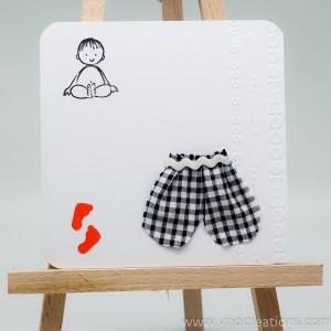 carte de naissance culotte vichy