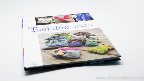 Crochet tunisien - volume 2 - points fantaisie par Cendrine Armani